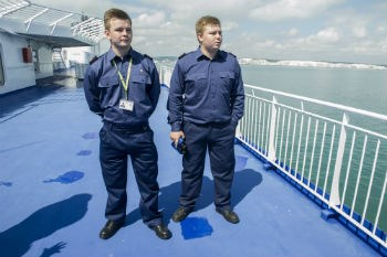 sea farer apprentices