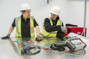 electrician apprentices